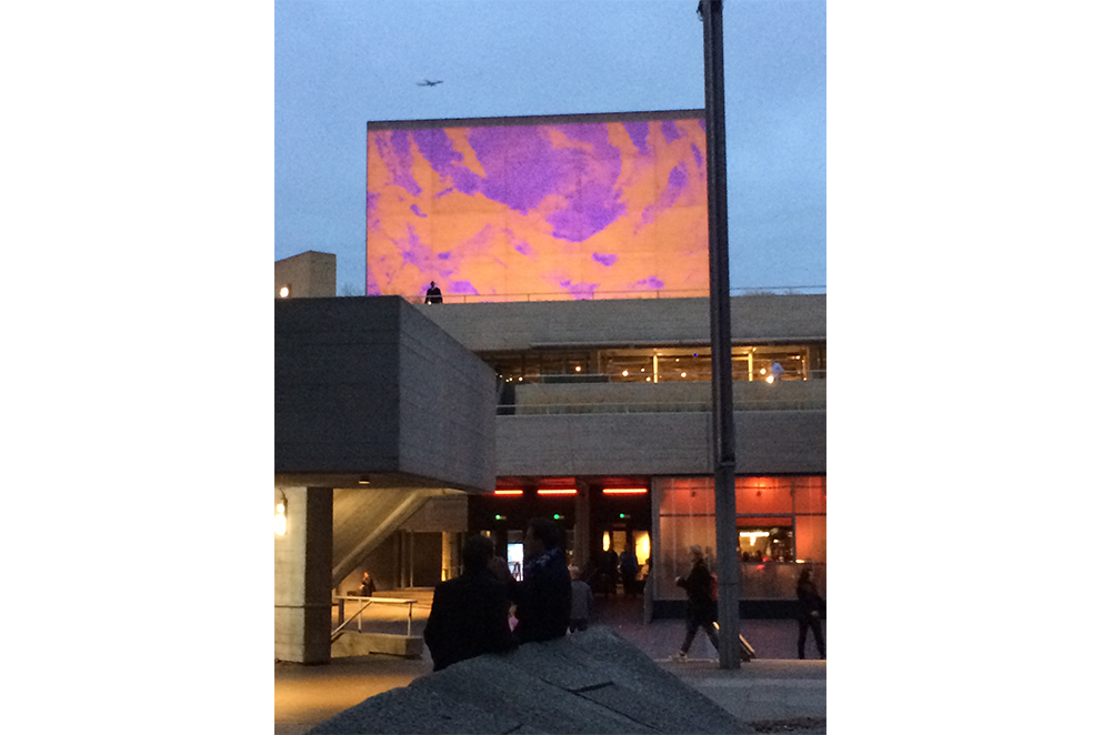 Video Installation by Anita Glesta