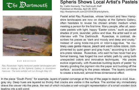 Ray Ruseckas The Dartmouth Press