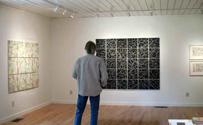 Beth Ganz, CYNTHIA-REEVES Walpole, NH exhibition