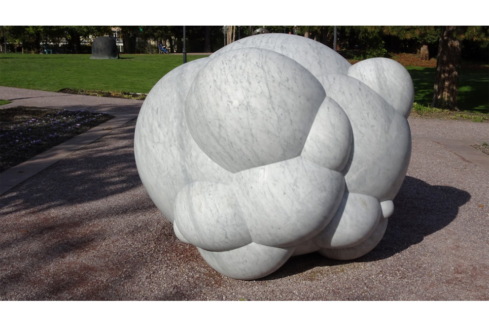 Sibylle Pasche Sculpture