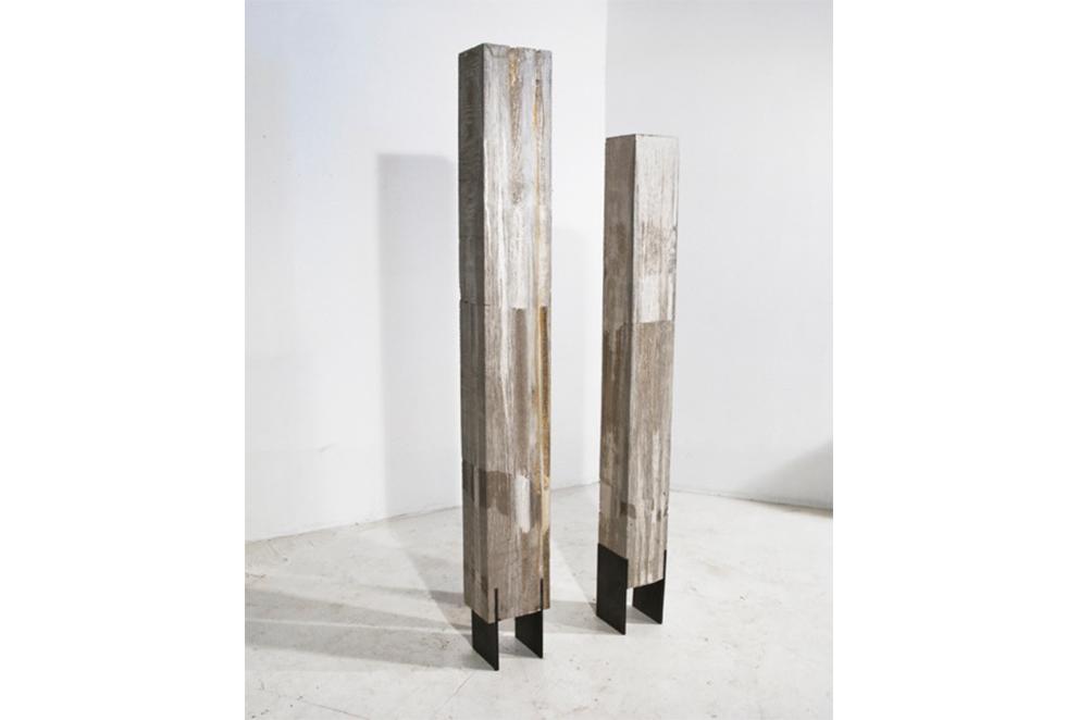Eric Slayton, sculpture